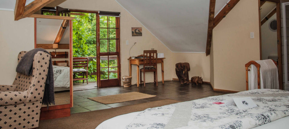 Swellendam Guesthouse Accommodation and Rates :: Barn Owl Room